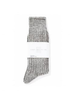 Lady White Co. Lady White Co. Socks Grey