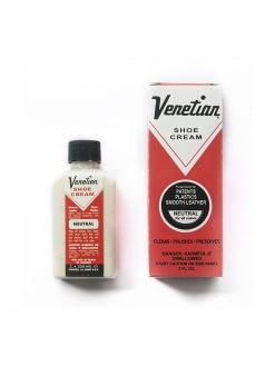 Venetian Shoe Cream Venetian Shoe Cream - Neutral (All Colours) 3oz