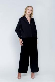 Shopatvelvet Black Trope Shirt