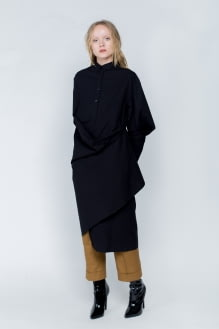 Shopatvelvet Black Stone Multiway Dress