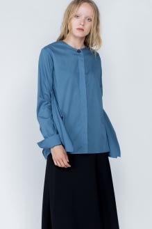 Shopatvelvet Blue Mata Shirt