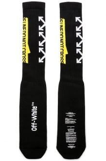 Off-White Firetape Socks