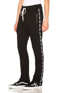 MR.COMPLETELY Logo Sweatpants