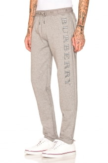 Burberry Nickford Embroidered Sweatpants