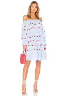 Eleven by March 11 Flower Power Mini Dress