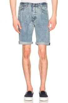 LEVI'S Premium 501 Cut Off Shorts
