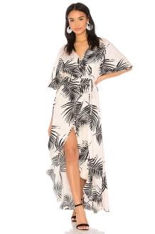 MINKPINK Isla Wrap Dress