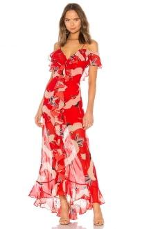 DE LA VALI Jolene Dress