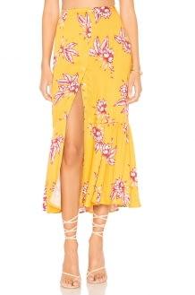 Somedays Lovin Searing Soul Midi Skirt