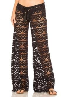 PilyQ Malibu Lace Pant