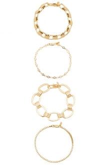 Vanessa Mooney Riley Bracelet Set