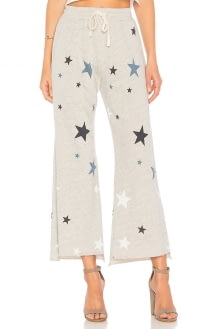 SUNDRY Stars Flare Sweatpant