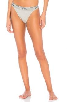 Calvin Klein Underwear Tanga High Leg Underwear