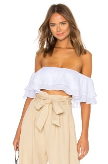 by the way. Susan Off Shoulder Top