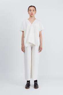 Shopatvelvet PT-01 White Top