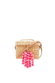 Nannacay Roge Small Leather Strap Bag