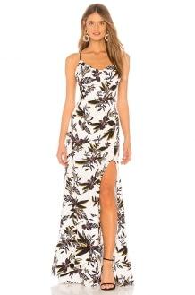 STYLESTALKER Larissa Maxi Dress