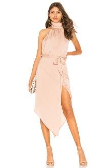 STYLESTALKER Tessa Midi Dress