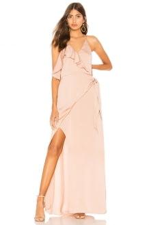 STYLESTALKER Tessa Maxi Dress