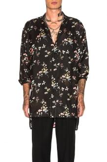 Haider Ackermann Biais Detail Shirt