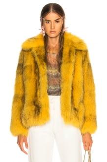 Sprung Sia Fur Jacket