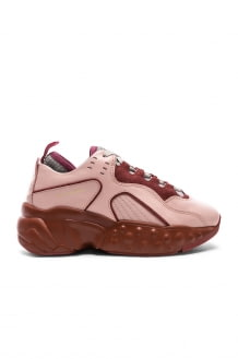 Acne Studios Leather Manhattan Sneakers