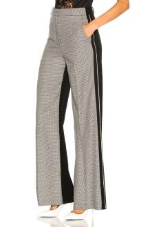 Stella McCartney Reina Side Stripe Trousers