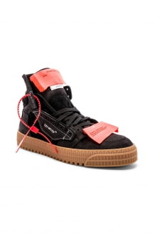 Off-White Off Court Suede Sneakers
