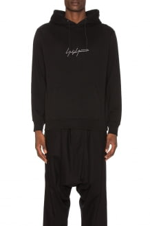YOHJI YAMAMOTO x New Era Hooded Sweatshirt