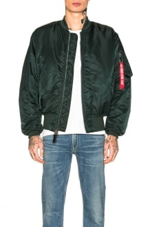 Alpha Industries MA-1 Blood Chit Jacket