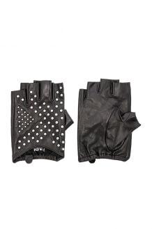 KARL X KAIA Fingerless Gloves