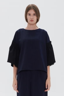 Shopatvelvet Lumina Top Black