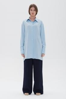 Shopatvelvet Cruise Shirt Blue