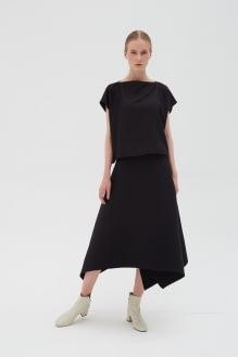 Shopatvelvet Uniform Top Black