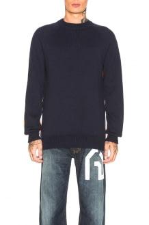 Junya Watanabe Colorblock Sweater