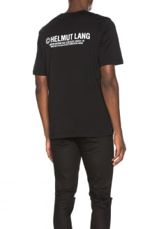 HELMUT LANG Taxi Project London Tee