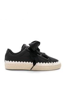 Puma Basket Heart Scallop Sneaker