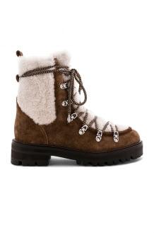 Sigerson Morrison Isla Fur Boot