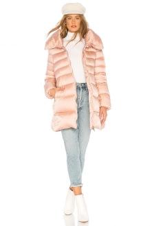 ADD Hooded Short Down Coat