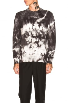 Stussy Bleach Dye Sweater