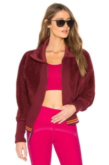 Adidas by Stella McCartney Training Fleece Jacket