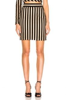 Sandra Mansour Tempete du Desert Mini Skirt