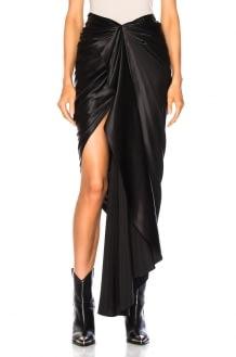 Redemption Silk Long Skirt