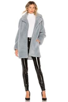 Yves Salomon - Meteo Lamb Fur Coat