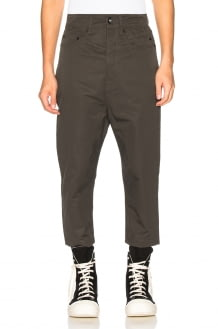 DRKSHDW by RICK OWENS Collapse Cut Pant