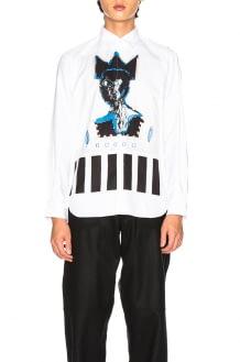 COMME des GARÇONS SHIRT Basquiat Shirt