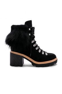 Sigerson Morrison Naia Fur Boot