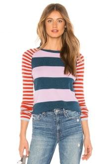 Replica Los Angeles Mix Stripe Sweater
