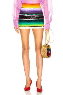 Ashish Sequin Mini Skirt