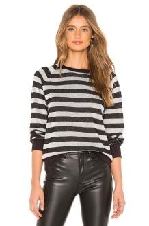 Replica Los Angeles Shiny Stripe Sweater